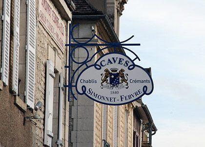 Simonnet-Febvre Chablis - Maison Louis Latour
